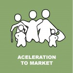 Aceleration to market